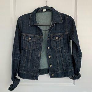 J. Crew XS Denim Jacket